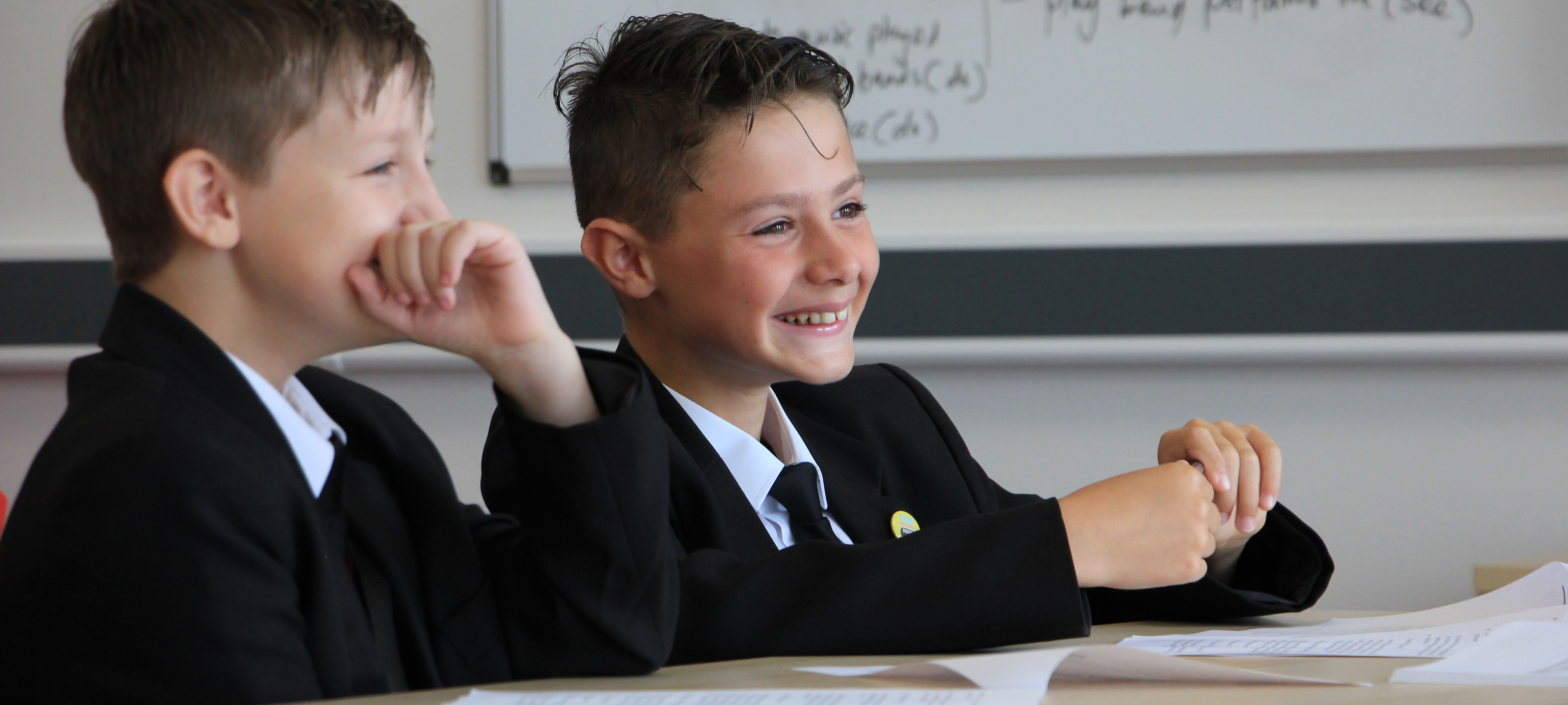 Ofsted Praise Academy