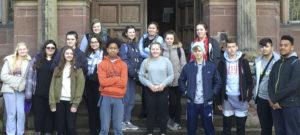 Year 10 Condover Hall Trip