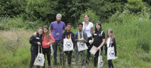 Students join forces with Feral Spaces