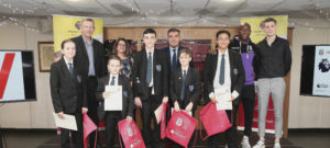 Students make an impact with Premier League Enterprise Challenge