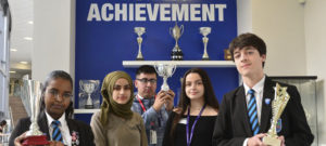 Co-op Academy is the Top Ranked Non-Selective School in Stoke-on-Trent