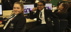 Students' enjoy Digital Skills workshop